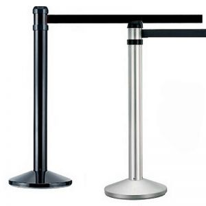 4m Retractable Queuing System